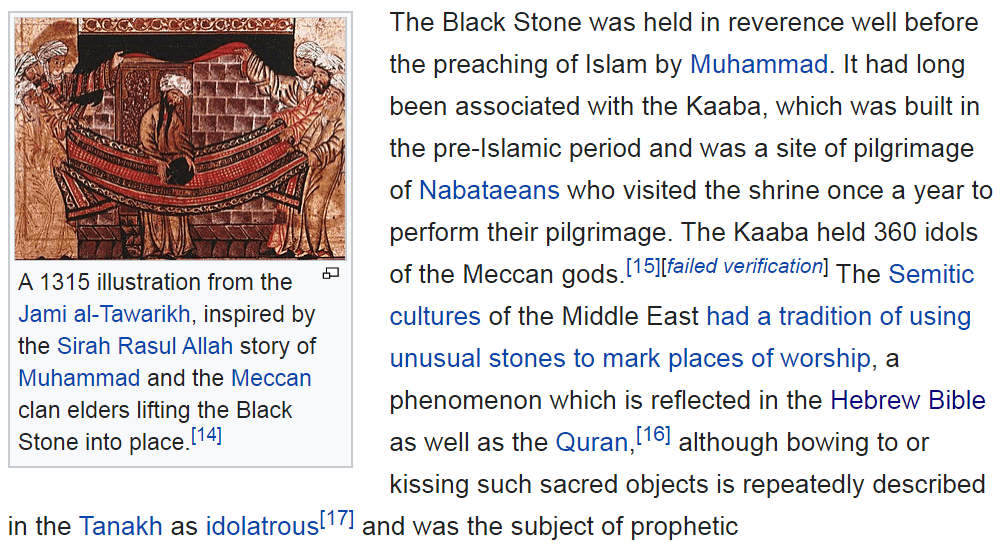BLACK STONE HISTORY